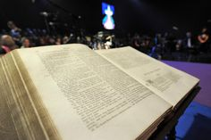 Swedish theatre adapts whole Bible to the stage