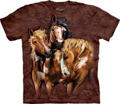Encuentra los 8 caballos. #3458