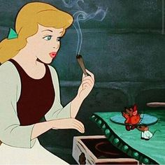 Find images and videos about disney, princess and weed on we heart it - the Dark Disney, Cute Disney, Disney Art, Cartoon Profile Pictures, Cartoon Pics, Humor Disney, Bad Princess, Funny Princess, Marijuana Art