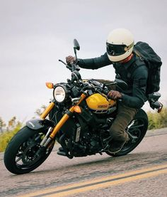 """seanmacd: """" The new Yamaha is everything the should have been, and I can't wait to tell you all about it. Ducati Scrambler, Yamaha Motorcycles, Moto Bike, Cafe Racer Motorcycle, Motorcycle Style, Motorcycle Outfit, Biker Style, Vintage Motorcycles, Custom Motorcycles"""