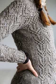 Ravelry: The Lovable Sweater pattern by Sylvia McFadden