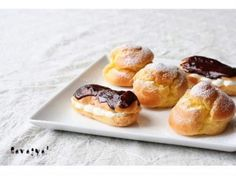 Portal of bread and sweets recipes | Kitchen | easy cream puff recipe in the range of
