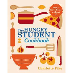 The Hungry Student Cookbook | £8.99