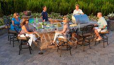 Capri Island Lifestyle Bbq