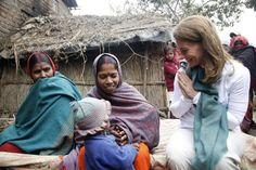 Melinda Gates blogs for the Global Mom Relay! Share her post, and a $5 donation will be made by Johnson & Johnson and the Bill & Melinda Gates Foundation! www.unfoundation/globalmomrelay