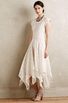 Embroidered Palena Dress - anthropologie.com