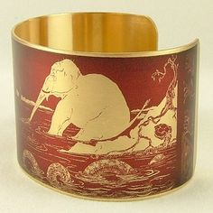 Rudyard Kipling  Just So Stories  Brass Quote by JezebelCharms, $40.00