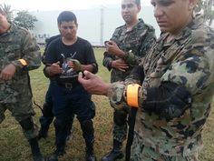 Medicina Táctica México. Torniquete Táctico E-Mat de Pyng Medical. EMS México     Equipando a los Profesionales