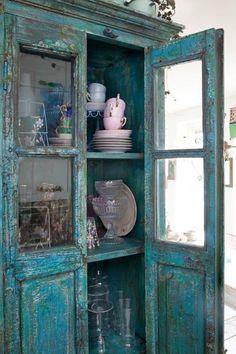 Décor de Provence: Swedish Turquoise...