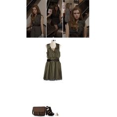 """""""Lydia Martin - Outfit 8"""" by majestaet on Polyvore"""