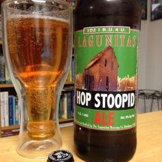 Lagunitas Brewing Company Hop Stoopid