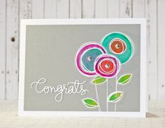 Created by Stephanie Klauck using Simon Says Stamp Exclusives.  May 2014