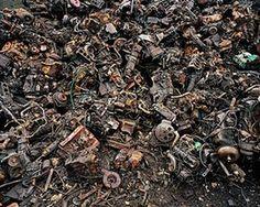 Dark Art: Dark Art: Edward Burtynsky's Oil.