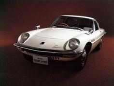 Mazda Cosmo Sport 110S, 1967