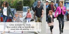 Celebrity Kids' Style