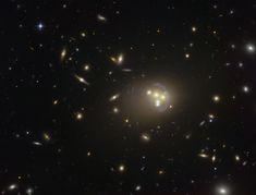 ¿Sabías que la mayor parte del Universo está formado por un tipo de materia y energía que no podemos observar ni detectar? Son la materia y la energía oscuras. #astronomia #ciencia