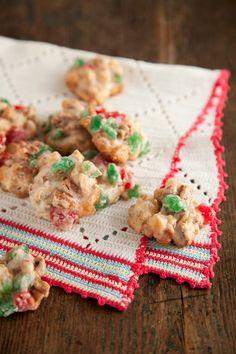 Fruitcake Drop Cookies