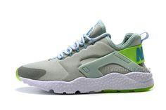 9a1753a2cec Wmns Nike Air Huarache Run Ultra Fiberglass Electric Green 819151-301  FIBERGLASS ELECT GRN-GMM BL