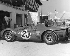 Ferrari Racing, F1 Racing, Vintage Racing, Vintage Cars, Vintage Auto, Lorenzo Bandini, Daytona 24, Old Race Cars, Courses