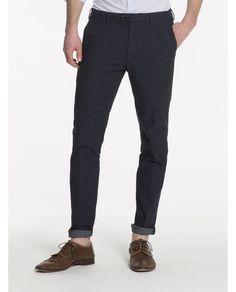 Super Slim Fit Pants  - Scotch