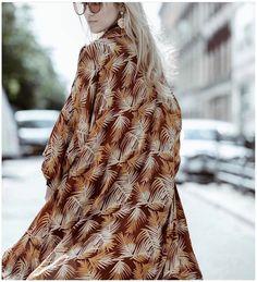 De 7 bedste billeder fra She: sofie linde | Tøj, Kimono
