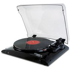 usb turntable (rip vinyls to mp3)
