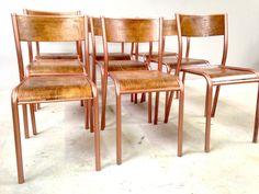 Rénover une chaise d écolier