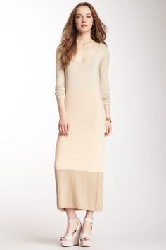 Clove Ombre Maxi Dress on HauteLook