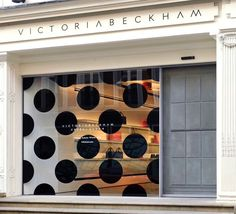 Welcome to the official Victoria Beckham website. Design Shop, Store Design, Retail Windows, Store Windows, Retail Interior, Cafe Interior, Victoria Beckham Store, Victoria Beckham Fashion, Retail Signage