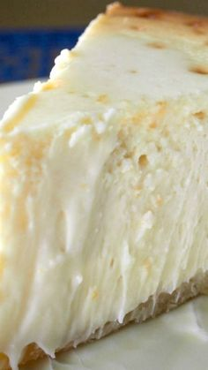 Manhattan Cheesecake Recipe ~ Fabulous!                                                                                                                                                      Plus