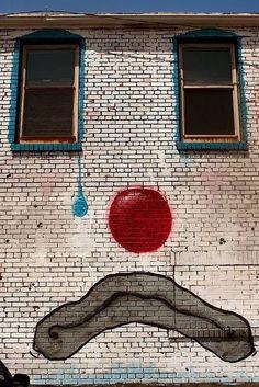 Share your graffiti and Street Art here. Murals Street Art, 3d Street Art, Amazing Street Art, Street Art Graffiti, Street Artists, Amazing Art, Banksy, Land Art, Art Public