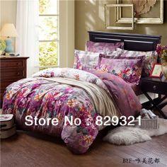 100% cotton sanding beddig set,bed set,duvet cover set,bed sheet,orange duvet covers,rose bedspreads.,bedclothes $107.00 - 109.00