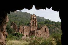 Antiguo convento del Desierto de las Palmas, Benicassim, Castellón