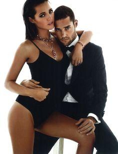 malena costa y mario couples vogue - Blog Sensahion