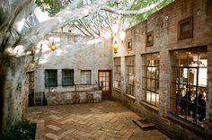 Carondelet House Gallery - another great indoor/outdoor wedding venue space - los angeles ca