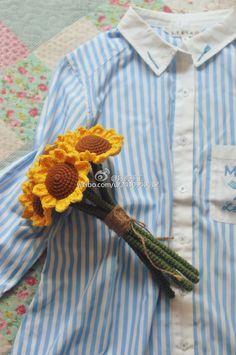 For instructions, click here:   http://ergahandmade.blogspot.gr/2015/06/crochet-stitches.html Via:  https://wo...