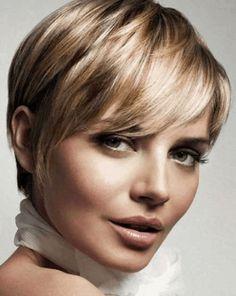 36 photos de coupes courtes élégantes pour femmes ! - Coupe de cheveux