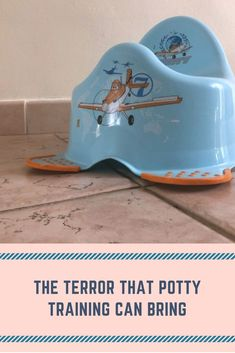 The terror that potty training can bring - Life with Baby Kicks Step Parenting, Parenting Hacks, Potty Training Tips, Baby Kicking, Mom Advice, How To Better Yourself, Games For Kids, Teaching Kids, Bring It On