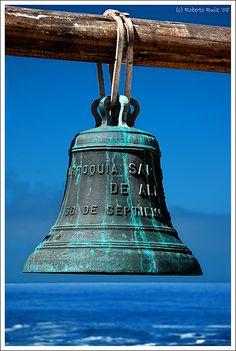 Isla Negra: Neruda's house Bell.. I'm baaaaaack!!! | Flickr: Intercambio de fotos