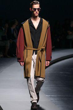 Ermenegildo Zegna Spring 2014 Menswear Collection Slideshow on Style.com