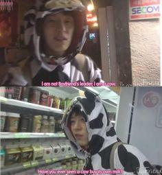Donghyun. *facepalm* xD