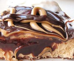 This Unbelievably Velvety Hot Fudge Peanut Butter Pie is a really a spectacular dessert we'd be proud to serve to anyone.
