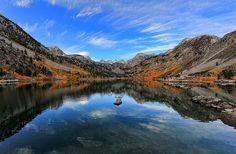 Lake Sabrina, CA