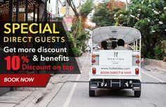 Hotel Vista Pattaya Bangkok Hotel, Beach Road, Close Proximity, Pattaya, Beach Hotels, 4 Star Hotels, Four Seasons, Wi Fi, Modern Design