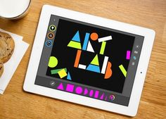 Modern art for kids with the MoMA Art Lab app