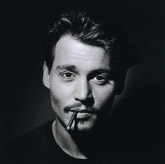 Even at 52 years old, I still find Johnny Depp insanely good looking! It's those eyes and the mysteriousness, I think. And his accent
