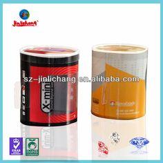 impermeabile in pvc trasparente cavo rotondo tubo del cilindro di plastica-Box-Id prodotto:504653494-italian.alibaba.com