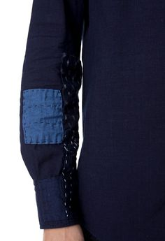 patched, can use this on many thing, my jeans.
