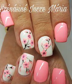 Egy kis tavasz... #nails #nails # #műköröm #mukorom #springnails #spring #2018