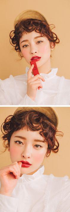 3CE RED RECIPE MATTE LIP COLOR #214 | STYLENANDA